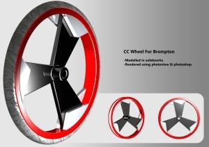 Bromptn wheel portfolio